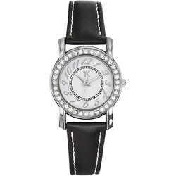 Montre analogique bracelet cuir RECIFE - TRENDY KISS - Modalova