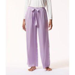 Bas de pyjama pantalon à nouer MALLY - ETAM - Modalova