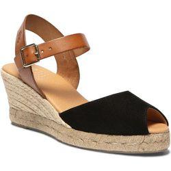 Sandales compensées cuir LAUDINE - TBS - Modalova