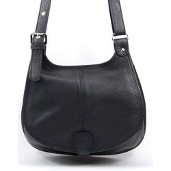 Sac bandoulière besace cuir italien LITTLE PETRA - OH MY BAG - Modalova