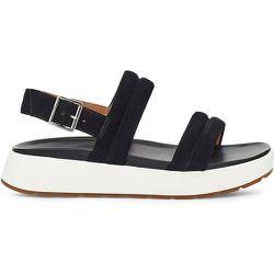 Sandales compensées en cuir Lynnden - Ugg - Modalova