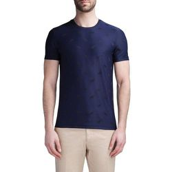 T-shirt imprimé col rond - BRUCE FIELD - Modalova