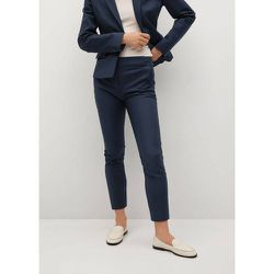 Pantalon de costume cigarette - Mango - Modalova