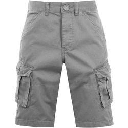 Pantalon court cargo à plusieurs poches - Firetrap - Modalova
