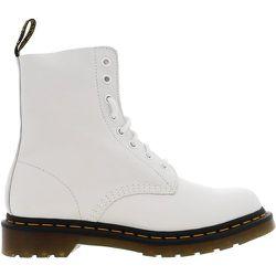 Boots cuir 1460 PASCAL OPTICAL WHITE VIRGINIA - Dr Martens - Modalova