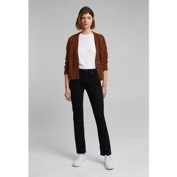 Jeans droite taille medium, longueur 32 - Esprit - Modalova