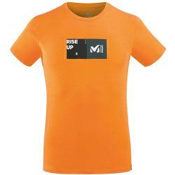 Tee-Shirt Manches Courtes Escalade SQUARE - Millet - Modalova