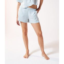 Bas de pyjama short rayé JUDY - ETAM - Modalova