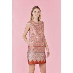 Robe courte, droite imprimée SUDEST - DERHY - Modalova