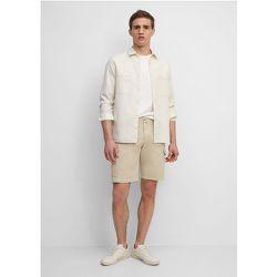 Short chino, modèle RESO CARGO en pur coton - Marc O'Polo - Modalova