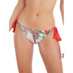 Bas maillot de bain à nouettes taille basse CACHEMIRE - SELMARK MARE - Modalova