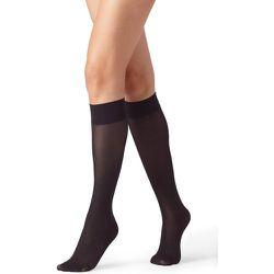 Chaussettes longues en microfibre semi-opaque 30 deniers - CALZEDONIA - Modalova