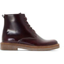 Boots cuir à talons Maylie - Kickers - Modalova