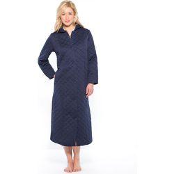 Robe de chambre matelassée - SECRETS DE MODE - Modalova