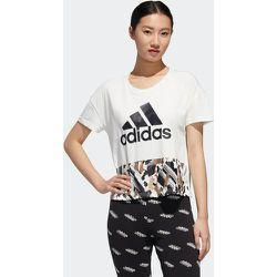 T-shirt adidas U4U Cropped - adidas performance - Modalova