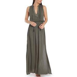 Robe longue estivale sans manches - SELMARK MARE - Modalova