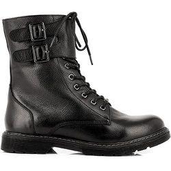 Boots cuir à lacets Lacis - LES TROPEZIENNES PAR M BELARBI - Modalova