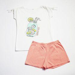 Pyjashort manches courtes en coton Bar - MELISSA BROWN - Modalova