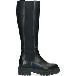 Chelsea boots hautes en cuir - SACHA - Modalova