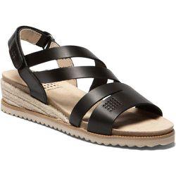 Sandales compensées cuir VALENTA - TBS - Modalova
