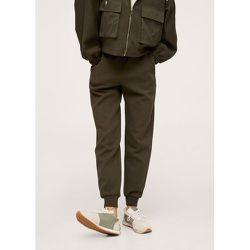 Pantalon jogger coton - Mango - Modalova