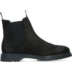 Chelsea boots en daim avec semelle - SACHA - Modalova