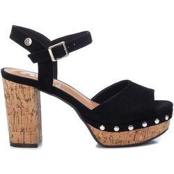 Sandale à large talon et boucle - XTI - Modalova