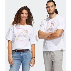 T-shirt Love Unites Graphic (Non genré) - adidas performance - Modalova