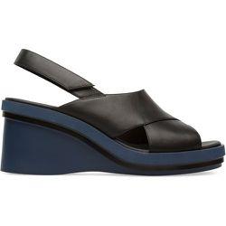 Sandales à plateforme cuir Kyra - Camper - Modalova