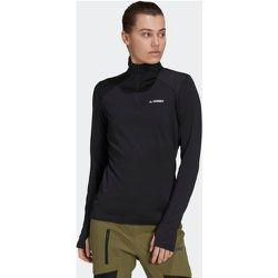 Veste molleton Terrex Everyhike Half-Zip - adidas performance - Modalova