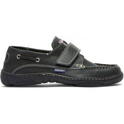 Chaussure bateau cuir FRAMI - CHRISTOPHE AUGUIN - Modalova