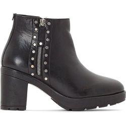 Boots cuir à talons Tanissa - Kickers - Modalova