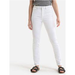 Jeans droit, taille haute, longueur 30 - Esprit - Modalova