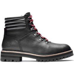 Boots cuir London Square - Timberland - Modalova