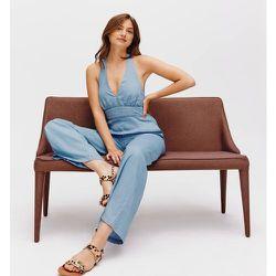 Combinaison-pantalon dos nu - Promod - Modalova