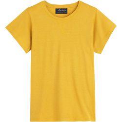 Tee shirt col rond manches courtes - SOEUR X LA REDOUTE COLLECTIONS - Modalova
