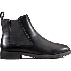 Boots cuir Griffin Plaza - Clarks - Modalova