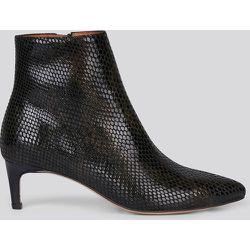 Boots en cuir talon aiguille MARA - ANTHOLOGY PARIS - Modalova