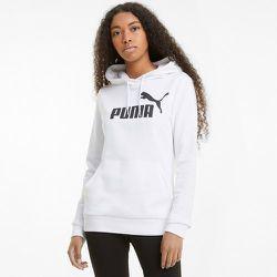 Sweat à capuche poche centrale, logo devant - Puma - Modalova