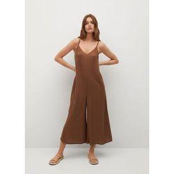 Combinaison jupe-culotte oversize - Mango - Modalova