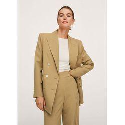 Veste de costume double boutonnage - Mango - Modalova