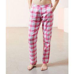 Bas de pyjama pantalon à carreaux SAFIA - ETAM - Modalova