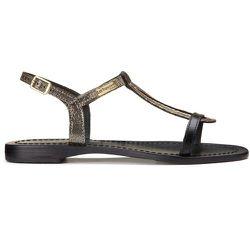 Sandales en cuir Hamablak - LES TROPEZIENNES PAR M BELARBI - Modalova
