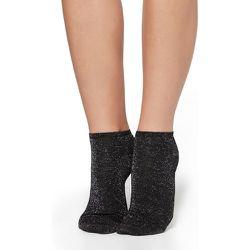 Chaussettes courtes en coton à paillettes - CALZEDONIA - Modalova