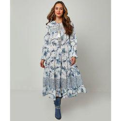 Maxi robe imprimée - Joe Browns - Modalova