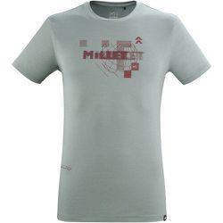Tee-Shirt Lifestyle PREDICT WOOL - Millet - Modalova