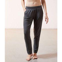 Bas de pyjama pantalon côtelé loungewear DARRYL - ETAM - Modalova