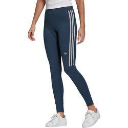 Legging logoté, bandes sur les côtés - adidas Originals - Modalova