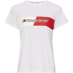Tee shirt manches courtes avec imprimé - Tommy Hilfiger - Modalova