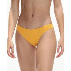 Bas de bikini classique texturé fibres recyclées - FORMULA JOVEN - Modalova